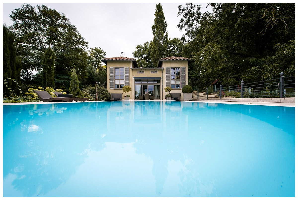 Hochzeitslocation NRW Gebrüder Meurer Pool
