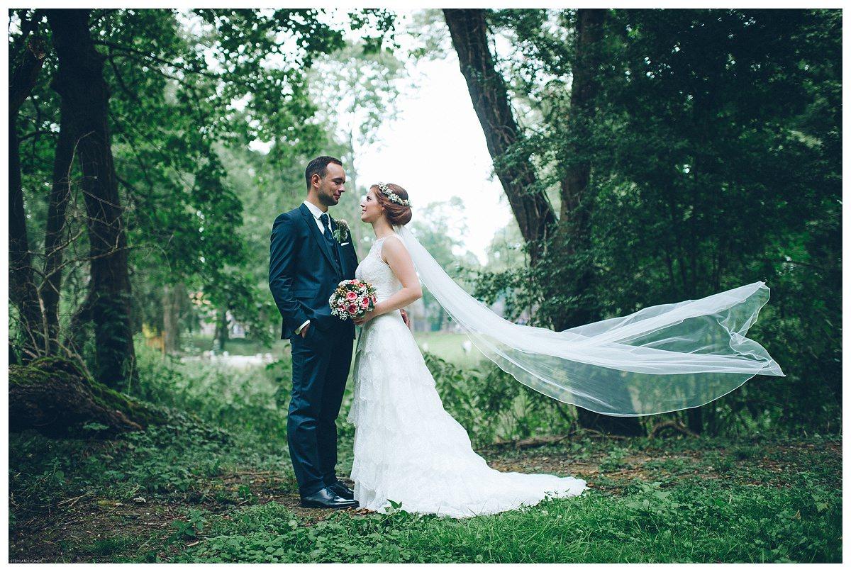 Brautpaarshooting Vintagehochzeit im Rittergut Orr