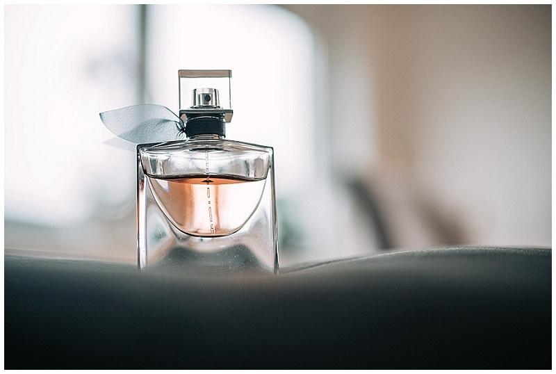 Parfüm für Braut