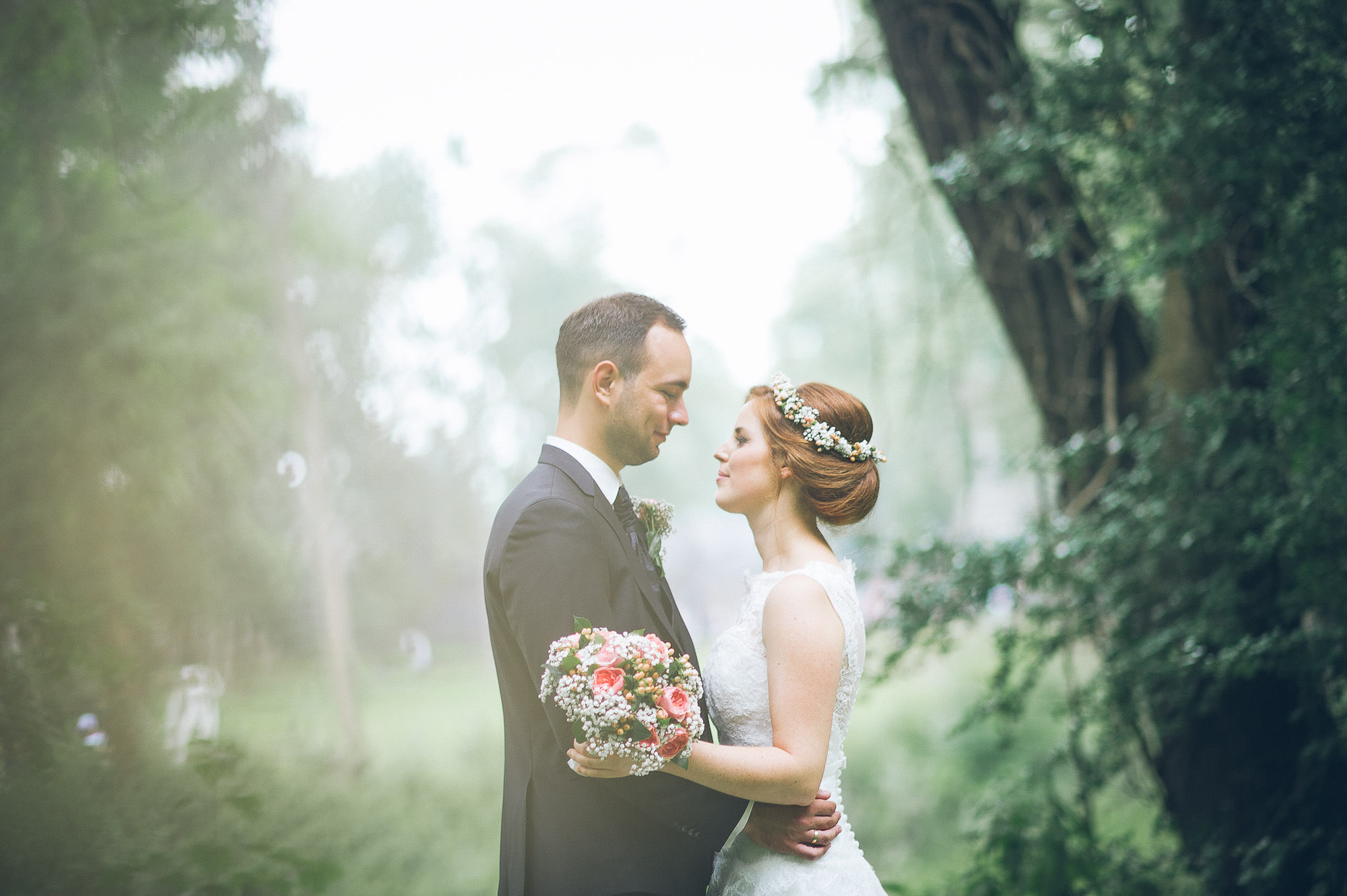 Vintage Hochzeit-Shooting im Rittergut Orr
