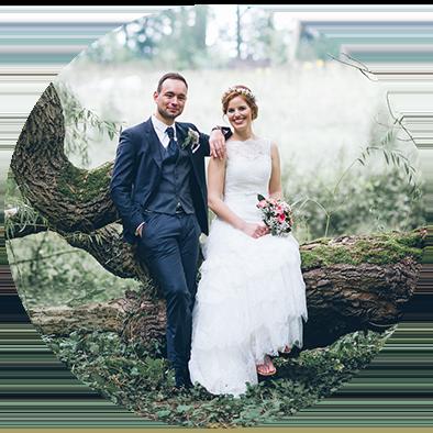 Brautpaare von Hochzeitsfotografin Stephanie Kunde