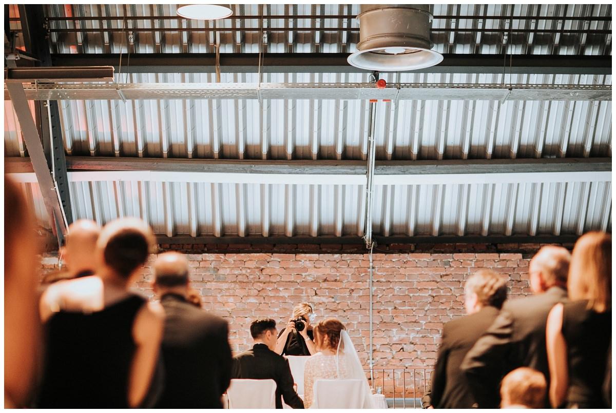 Hochzeitsfotografin Stephanie Kunde fotografiert Trauung