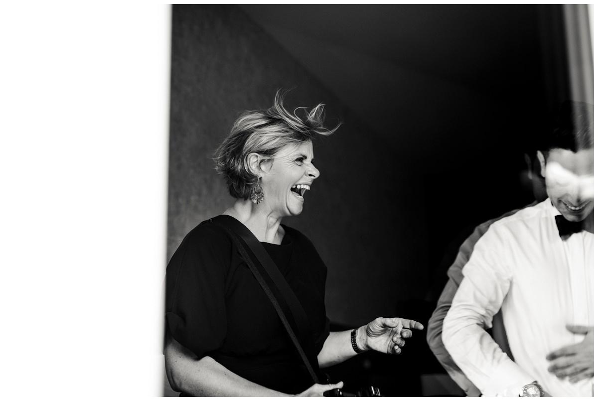 Herzliches Lachen von Stephanie Kunde