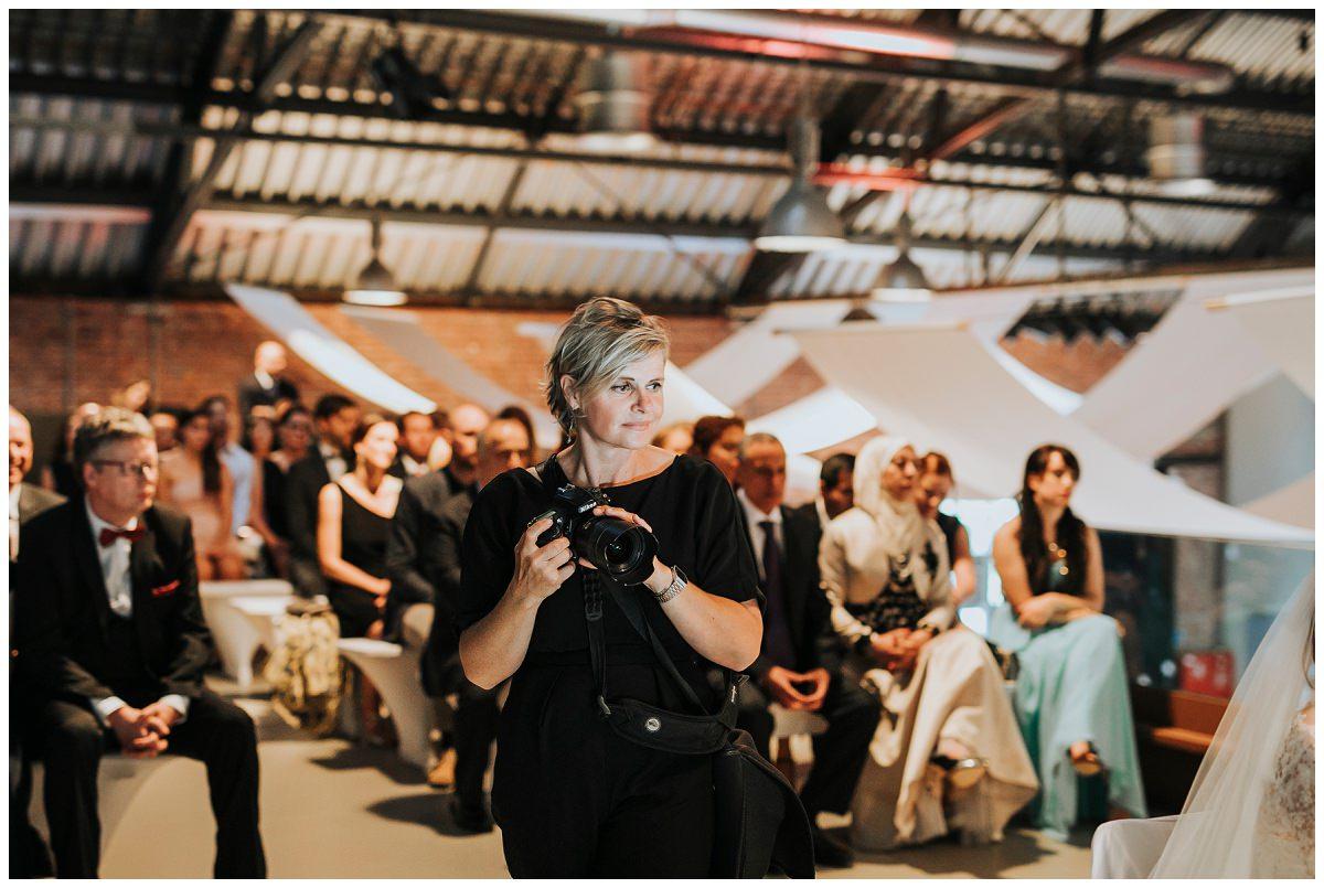 Hochzeitsfotografin Stephanie Kunde fotografiert Hochzeit